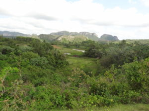 Kuba parque de vinales