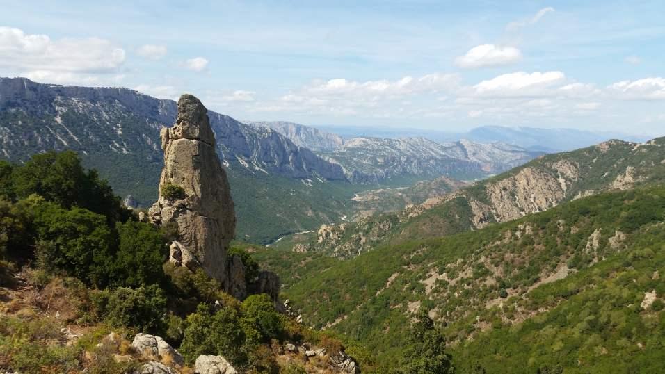 tiefste Canyon Europas