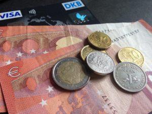 Geld zum Reisen